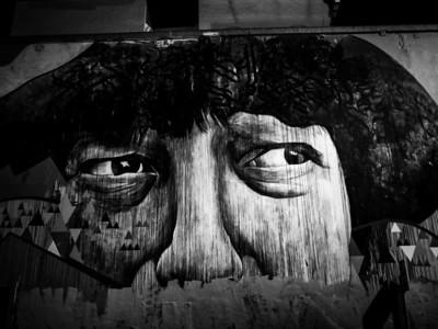 Graffiti Peek