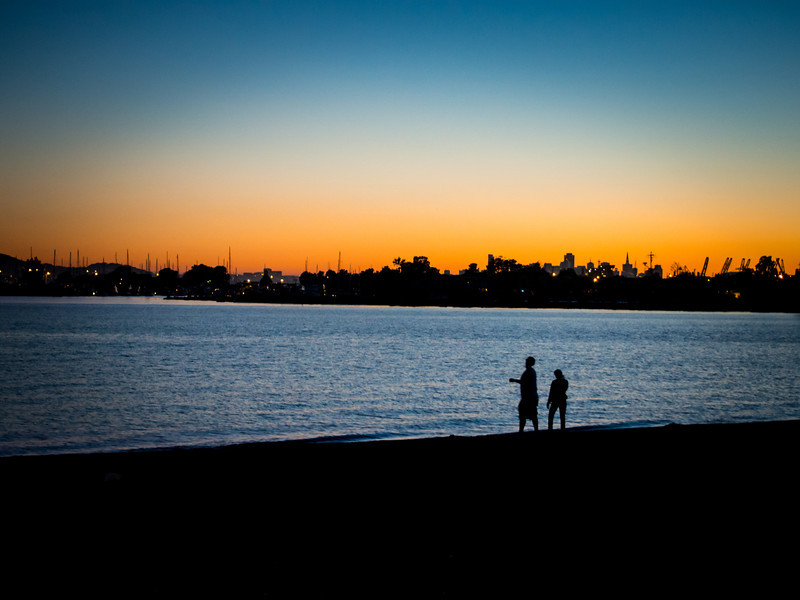 Alameda Beach Front